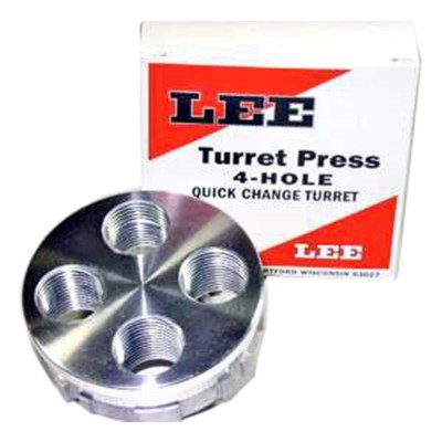 Lee Precision 4 Hole Turret LEE90269