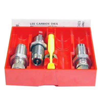 Lee Precision Carbide Pistol Die Set 380 AUTO LEE90625