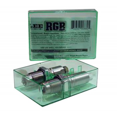 Lee Precision RGB Rifle Die Set 6.5x55 SE LEE90874