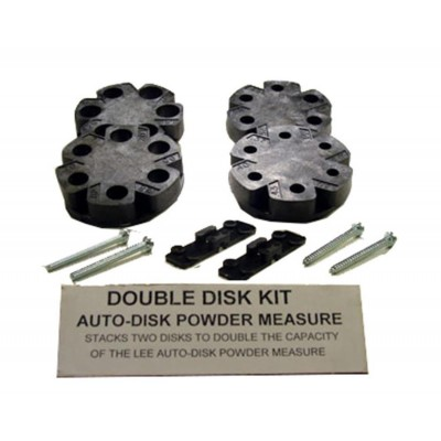 Lee Precision Double Disk Kit LEE90195