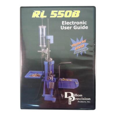 Dillon RL550 DVD Instruction Manual DP19483