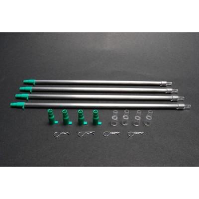 Dillon RL550 / Square Deal B / Super 1050 / XL650 / XL750 4 Large Primer Pickup Tubes DP20050
