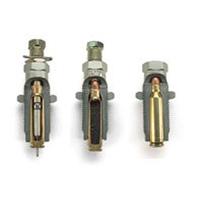 Dillon Steel Rifle 3 Die Set 223 REM DP10839