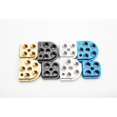 Dillon XL650 / XL750 Billet Upgrade Toolhead GOLD ANODIZED DP62138