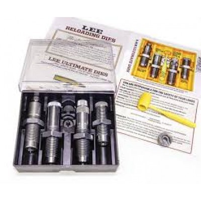 Lee Precision Ultimate Rifle 4 Die Set 270 WIN LEE90593