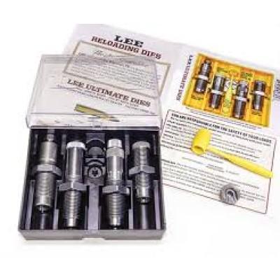 Lee Precision Ultimate Rifle 4 Die Set 7MM REM MAG LEE90679