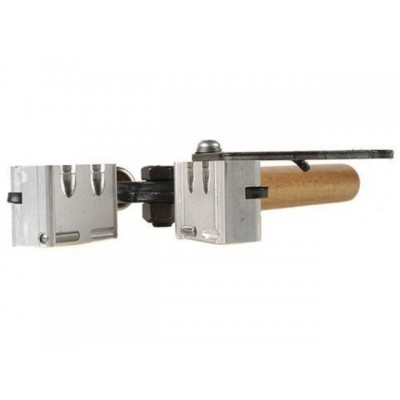 Lee Precision Bullet Mould D/C Semi Wad Cutter 410-195-SWC LEE90330