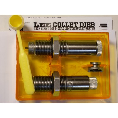Lee Precision Collet Rifle Die Set 7.5x55 SWISS LEE90186