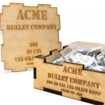 ACME Cast Bullet 30 CAL .309 135Grn RNFP 100 Pack AM96452