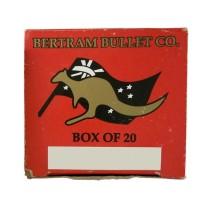 Bertram Brass 11.15x58R WERNDEL M77 FORMED 20 Pack BM840
