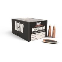 Nosler AccuBond 30 CAL .308 165Grn Spitzer 50 Pack NSL55602