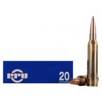 Prvi Partizan 22 Hornet SP 45gr Rifle Ammunition 100 PACK