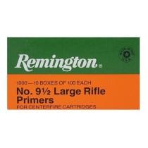 Remington Large Rifle Primers No 9 1/2 100 PACK REM-91/2