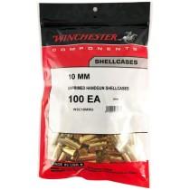 Winchester Brass 10MM AUTO 100 Pack WINU10MM